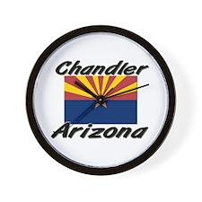 Chandler Arizona Wall Clock