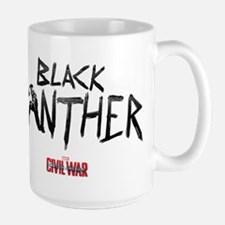 Black Panther Logo Mug