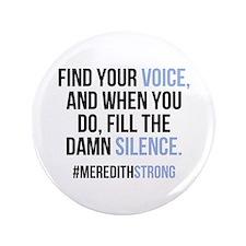 Grey's Anatomy: Find Your Voice Button