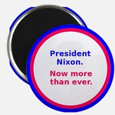 """Nixon Now More Than Ever 2.25"""" Magnet (100 pack)"""