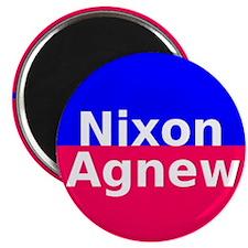 Nixon Agnew Magnet