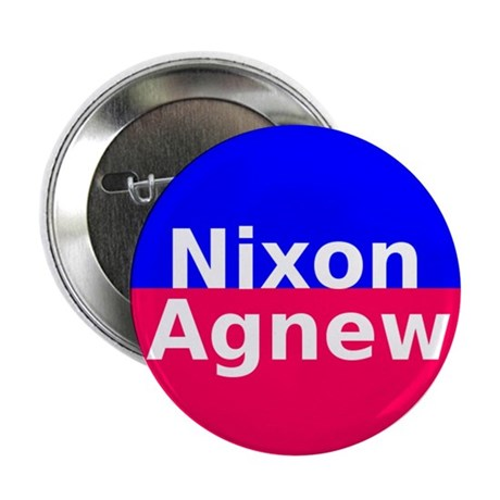 "Nixon Agnew 2.25"" Button (100 pack)"