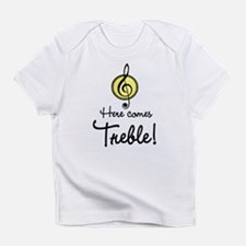 Cute Baby music Infant T-Shirt