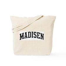 MADISEN (curve) Tote Bag