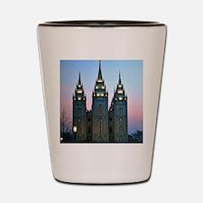 Unique Lds church Shot Glass