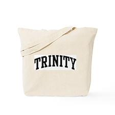 TRINITY (curve) Tote Bag