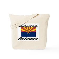 Bullhead City Arizona Tote Bag