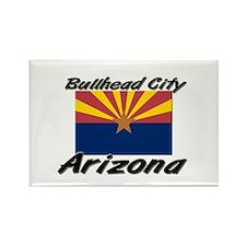 Bullhead City Arizona Rectangle Magnet