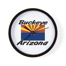 Buckeye Arizona Wall Clock
