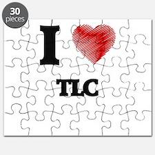 I love Tlc Puzzle