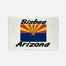 Bisbee Arizona Rectangle Magnet