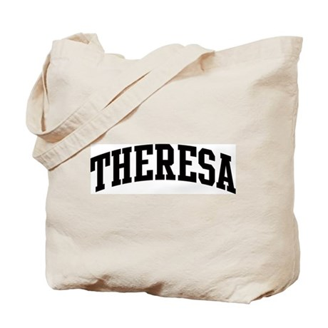 THERESA (curve) Tote Bag