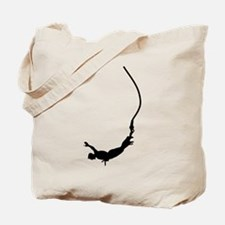 Bungee jumping Tote Bag