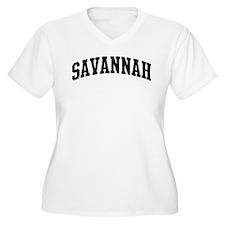 SAVANNAH (curve) T-Shirt