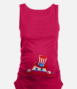 Future Republican Maternity Tank Top