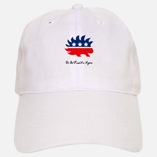 """Do Not Tread On Anyone"" Baseball Baseball Cap"