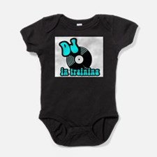 Cute Disc jockey Baby Bodysuit