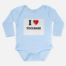 I love Toolbars Body Suit