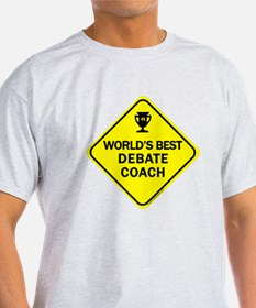 Coach Debate  T-Shirt