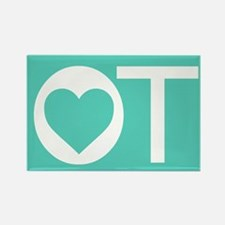 OT Occupational Therapy Heart Magnets