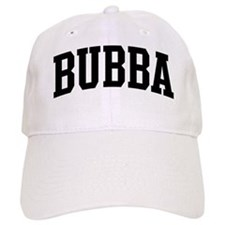 BUBBA (curve) Baseball Cap