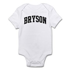 BRYSON (curve) Infant Bodysuit