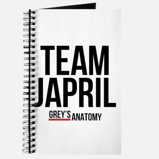 Grey's Anatomy: Team Japril Journal