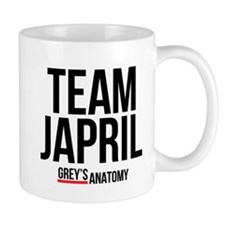Grey's Anatomy: Team Japril Mug