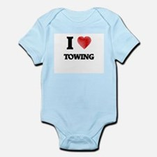 I love Towing Body Suit