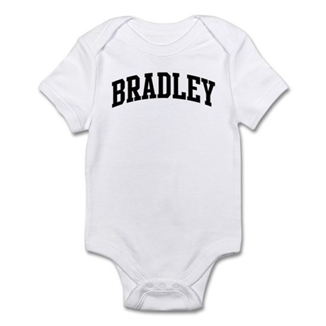 BRADLEY (curve) Infant Bodysuit