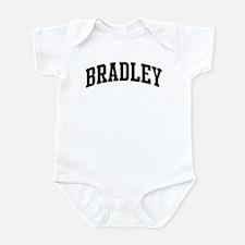 BRADLEY (curve) Infant Bodysuit