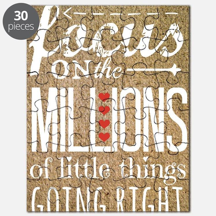 Millions Puzzle