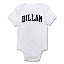 DILLAN (curve) Infant Bodysuit