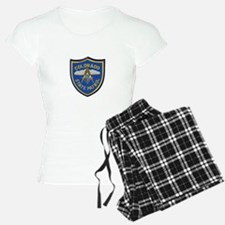Colorado State Patrol Mason Pajamas