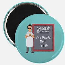 Bob's Burgers Daddy Melt Magnet