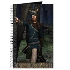 Druid-Craft Celt Grimoire Journal