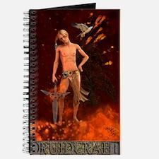 Druid-Craft Mystic Lleu Grimoire Journal