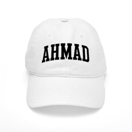 AHMAD (curve) Cap
