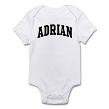 ADRIAN (curve) Infant Bodysuit