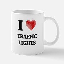I love Traffic Lights Mugs