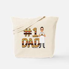 Bob's Burgers #1 Dad Tote Bag
