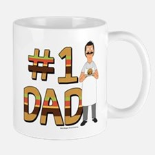 Bob's Burgers #1 Dad Small Mugs