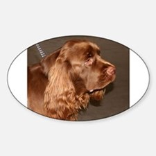 sussex spaniel Decal
