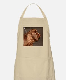 sussex spaniel Apron