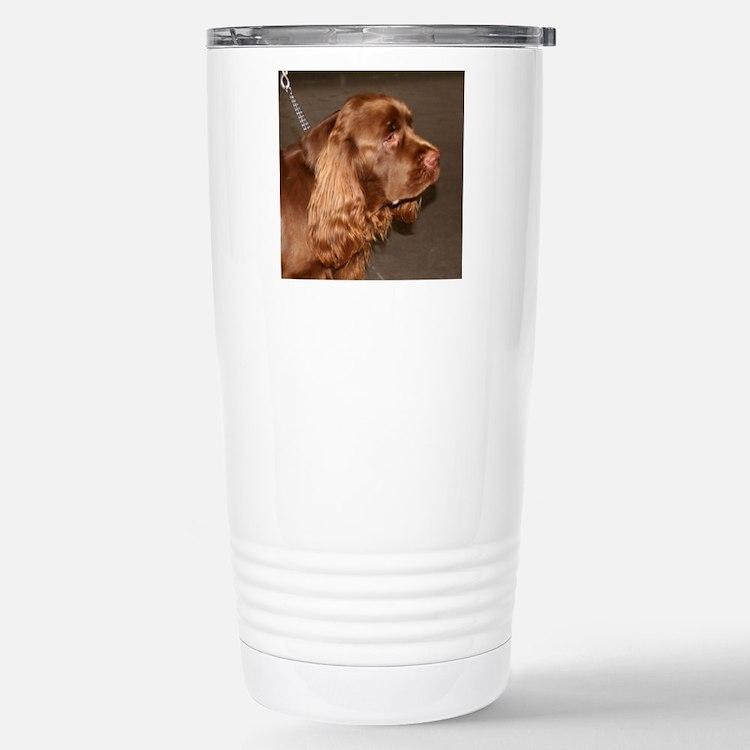 sussex spaniel Travel Mug