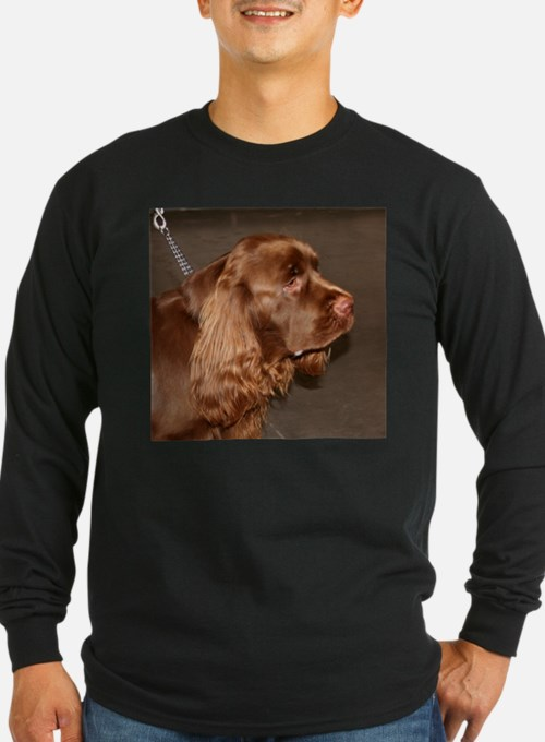 sussex spaniel Long Sleeve T-Shirt