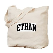 ETHAN (curve) Tote Bag