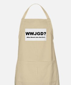 """What Would John Galt Do?"" Apron"