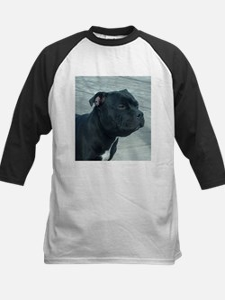 staffordshire bull terrier Baseball Jersey
