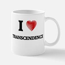 I love Transcendence Mugs